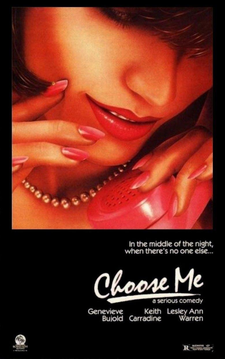 Choose Me movie poster