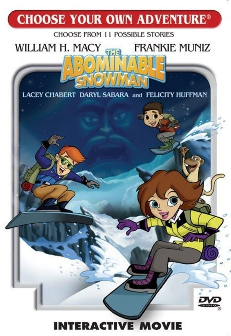 Choose Your Own Adventure: The Abominable Snowman movie poster
