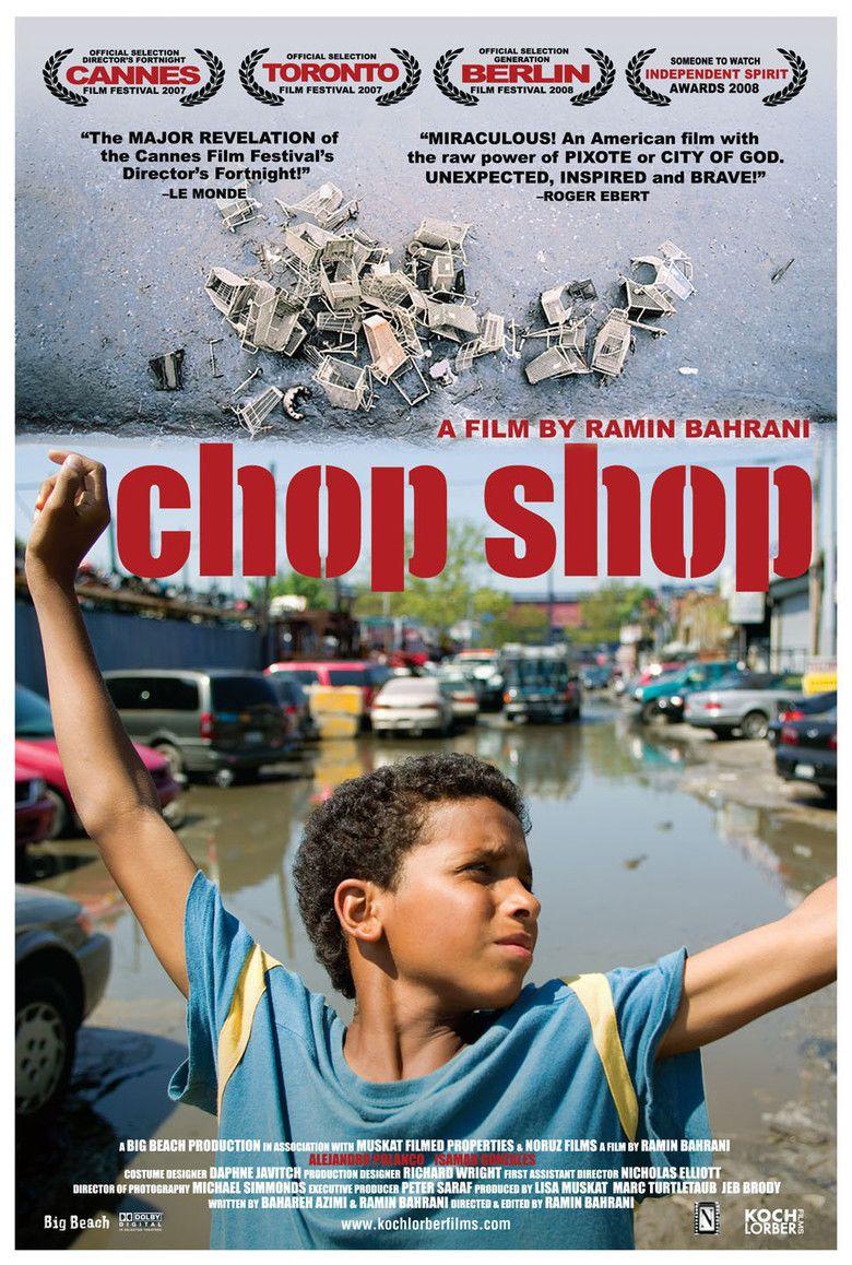 Chop Shop (film) movie poster