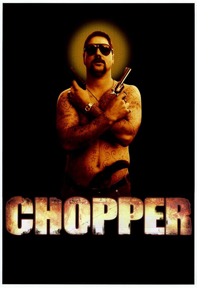 Chopper (film) movie poster