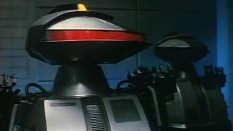 Chopping Mall movie scenes