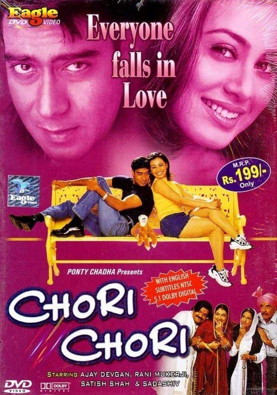 Chori Chori (2003 film) movie poster