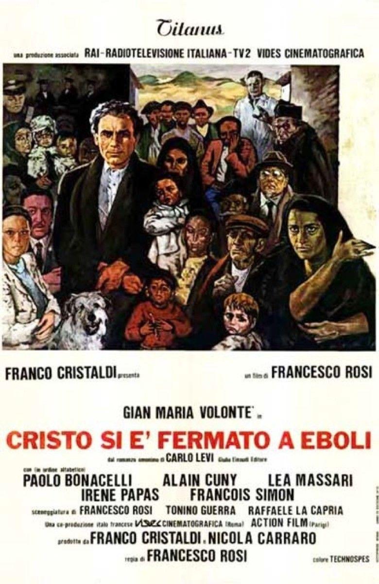 Christ Stopped at Eboli (film) movie poster