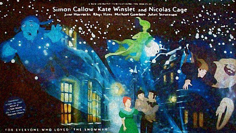 Christmas Carol: The Movie movie scenes