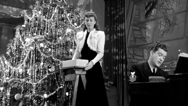 Christmas in Connecticut movie scenes