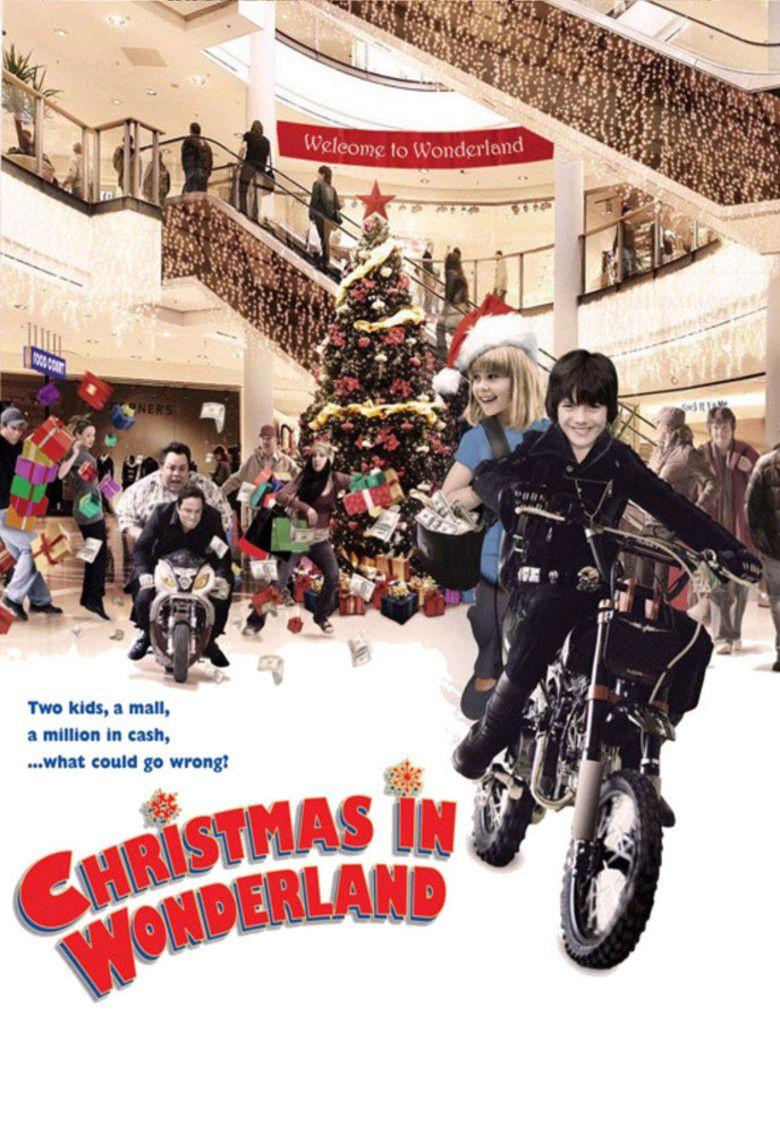 Christmas in Wonderland movie poster
