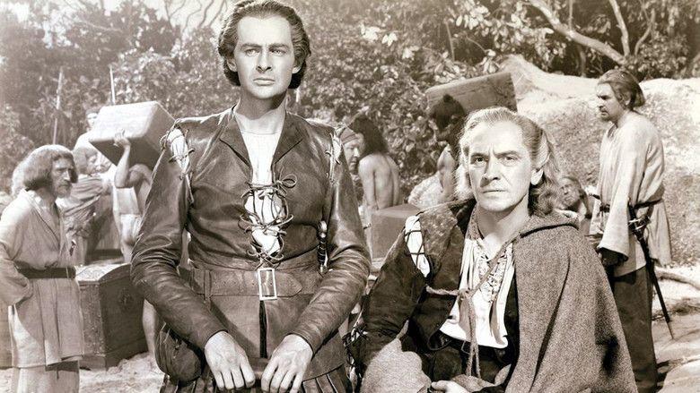 Christopher Columbus (1949 film) movie scenes