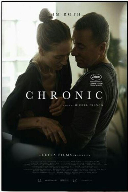 Chronic (film) movie poster