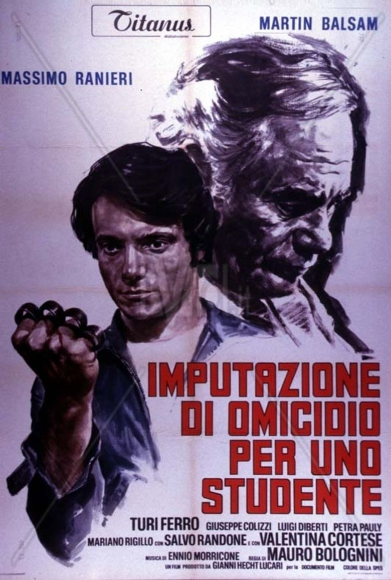 Chronicle of a Homicide movie poster