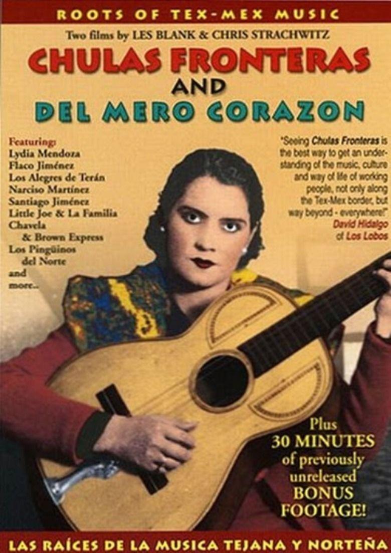 Chulas Fronteras movie poster
