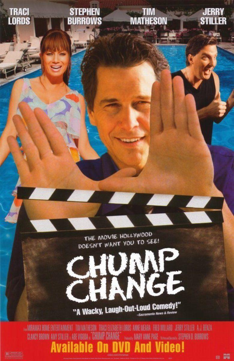 Chump Change (film) movie poster