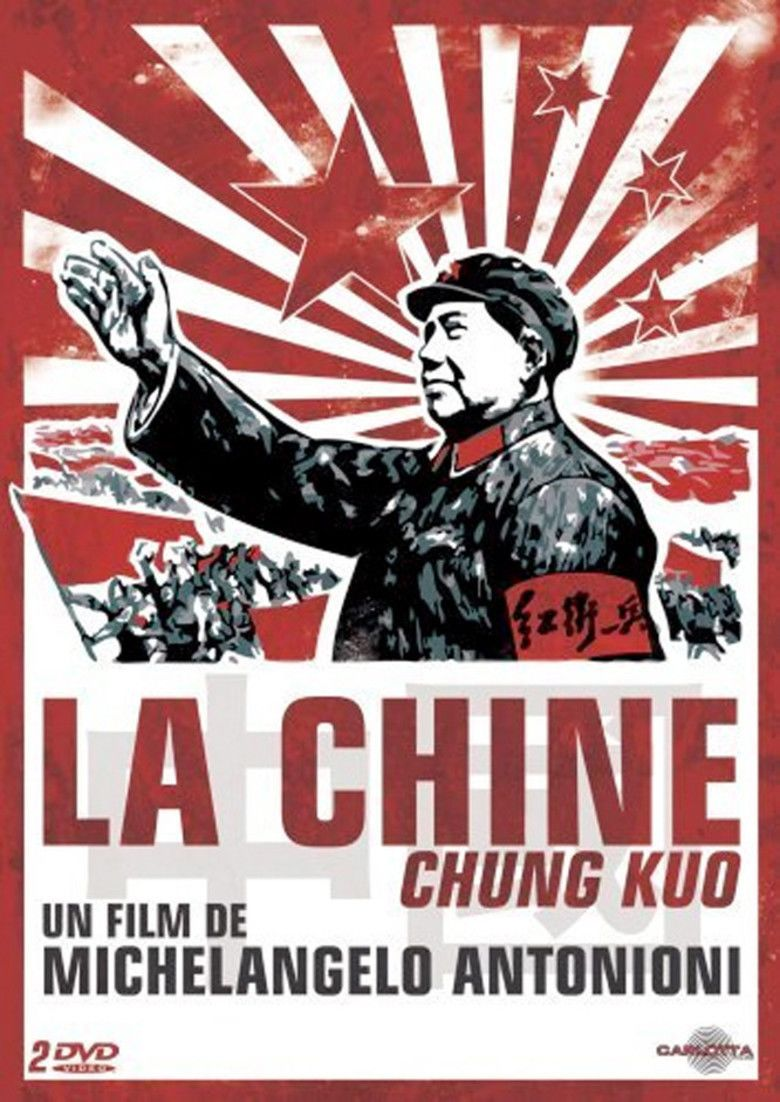 Chung Kuo, Cina movie poster