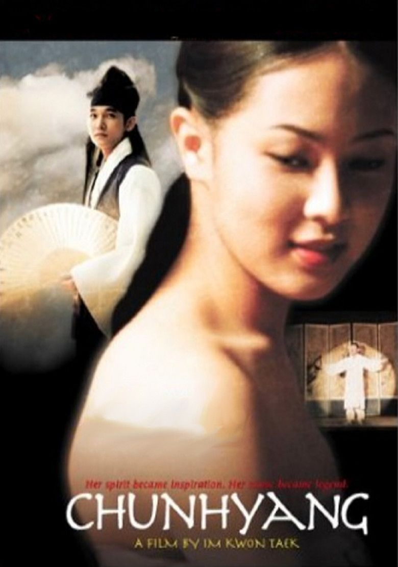 Chunhyang (2000 film) movie poster