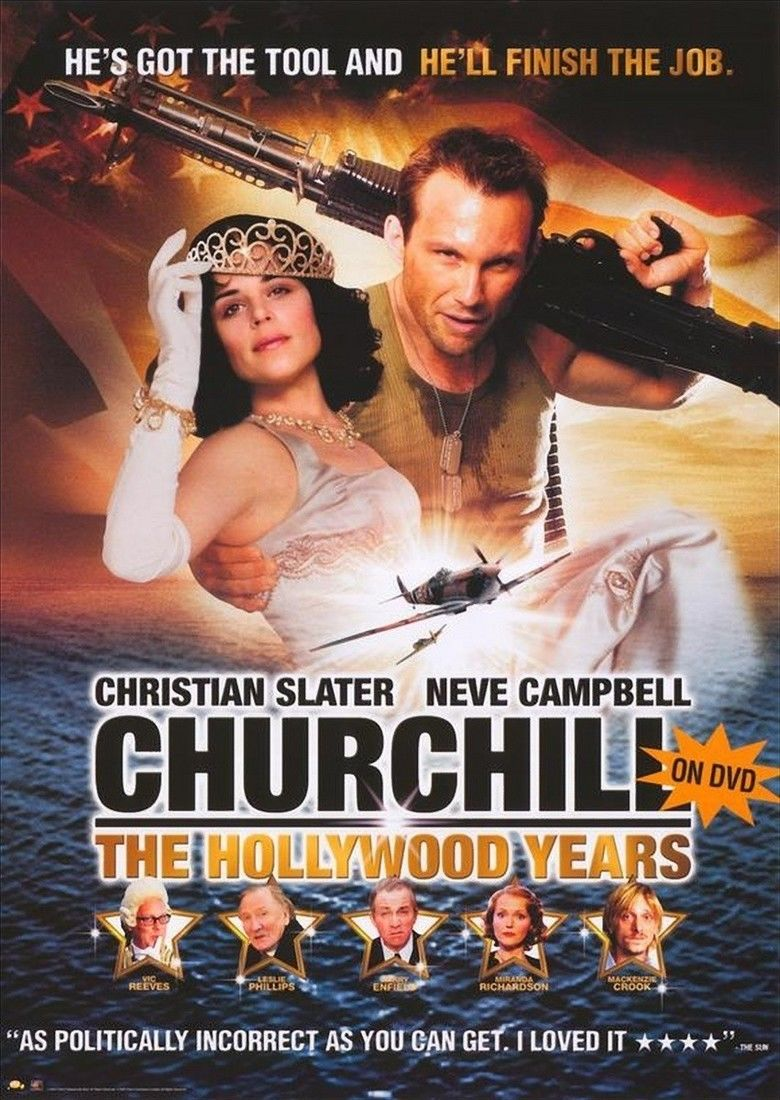 Churchill: The Hollywood Years movie poster