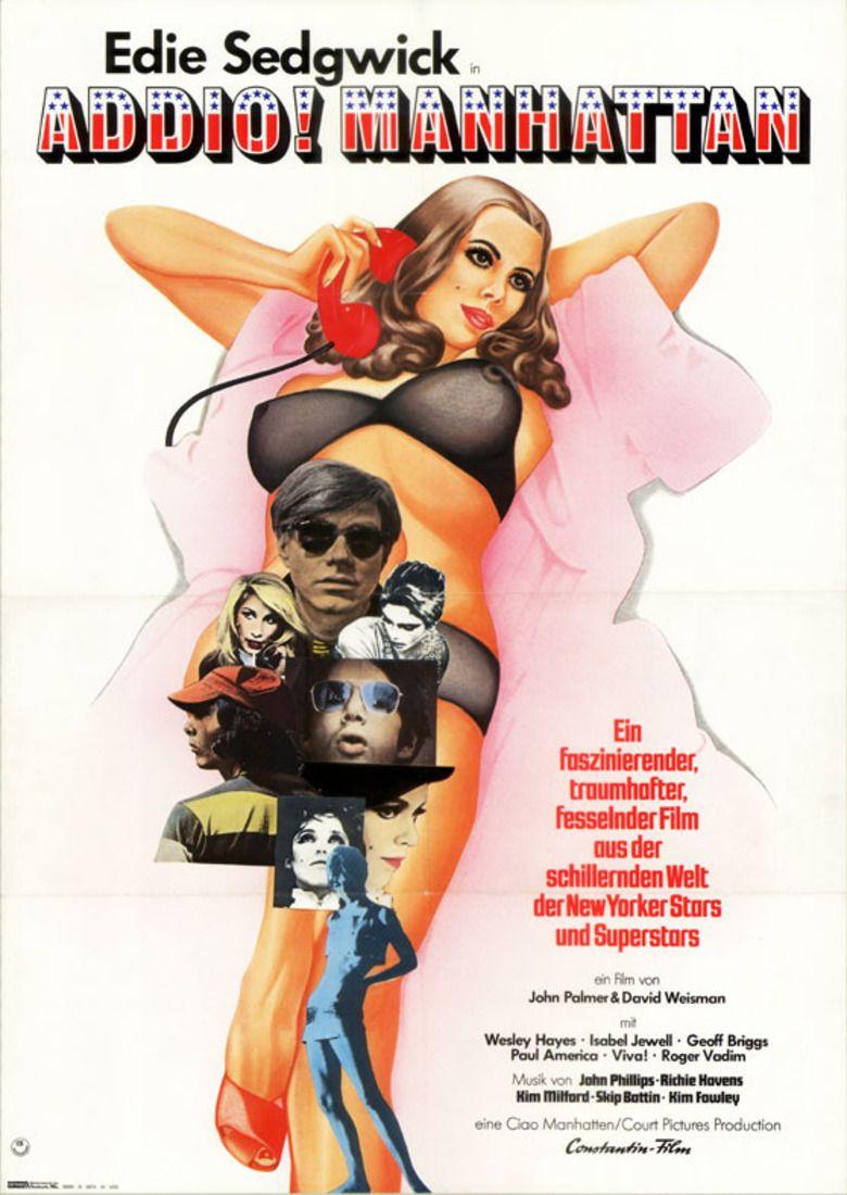 Ciao! Manhattan movie poster