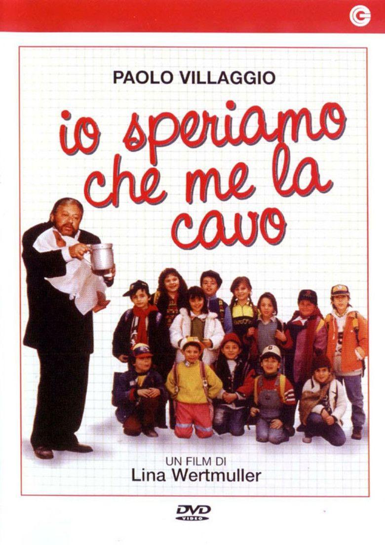 Ciao, Professore! movie poster