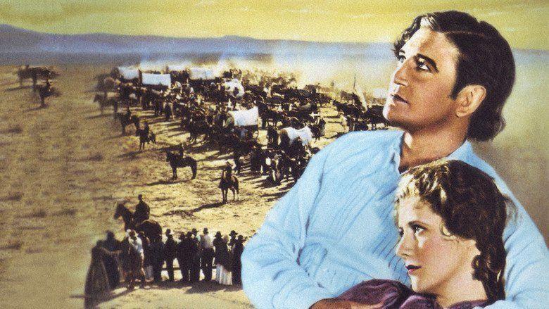 Cimarron (1931 film) movie scenes