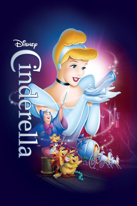 Cinderella (1950 film) movie poster
