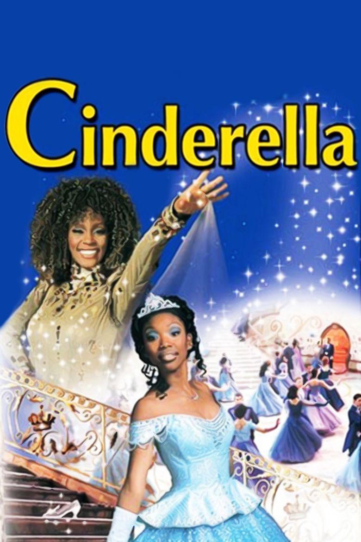 Cinderella (1997 film) movie poster