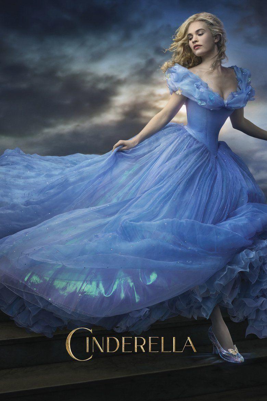 Cinderella (2015 film) movie poster