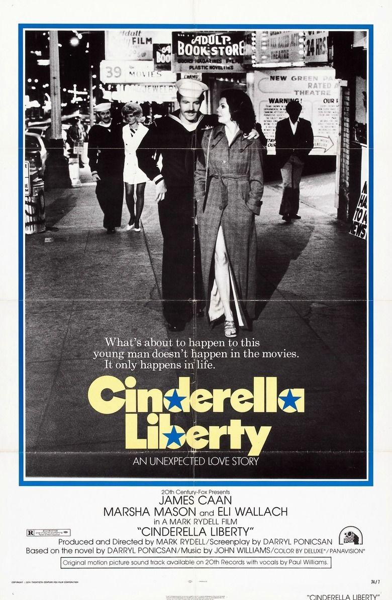 Cinderella Liberty movie poster