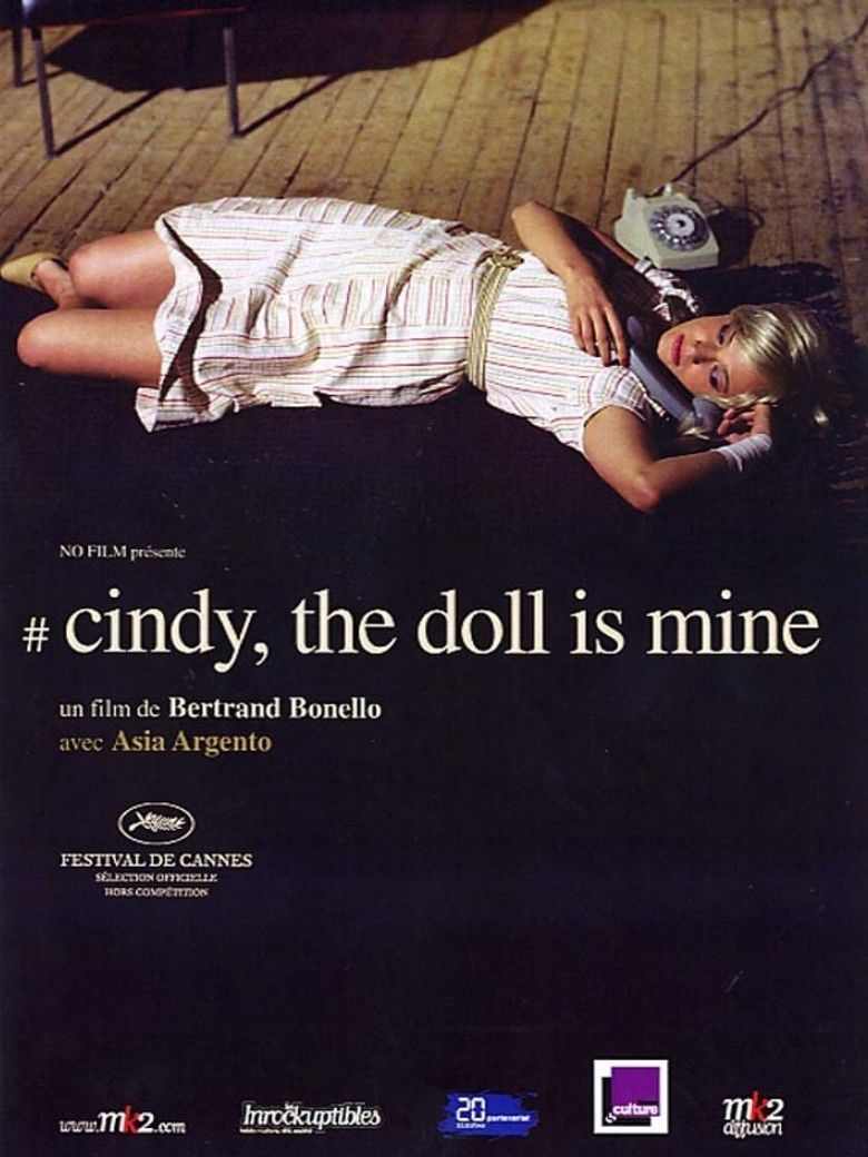 Cindy: The Doll Is Mine movie poster