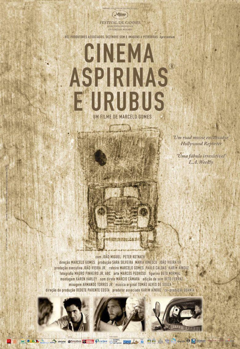 Cinema, Aspirins and Vultures movie poster