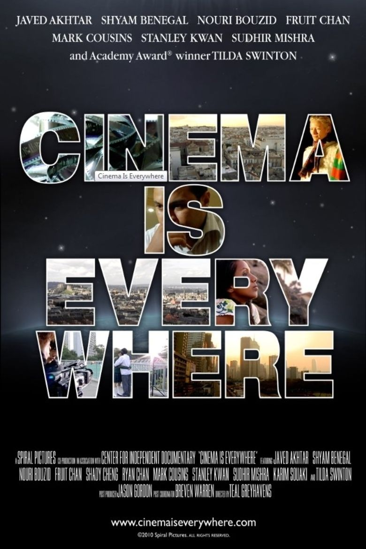 Cinema Is Everywhere movie poster