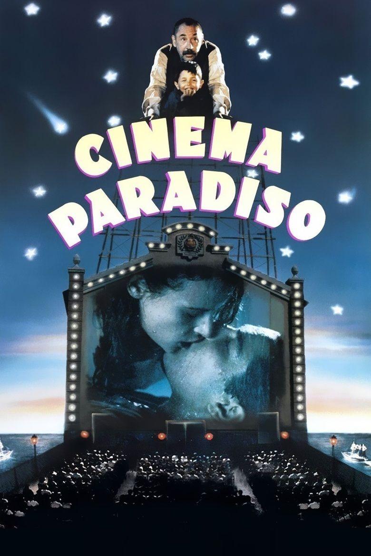 Cinema Paradiso movie poster