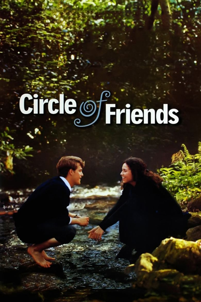 Circle of Friends (1995 film) movie poster