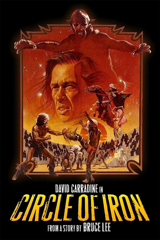 Circle of Iron movie poster