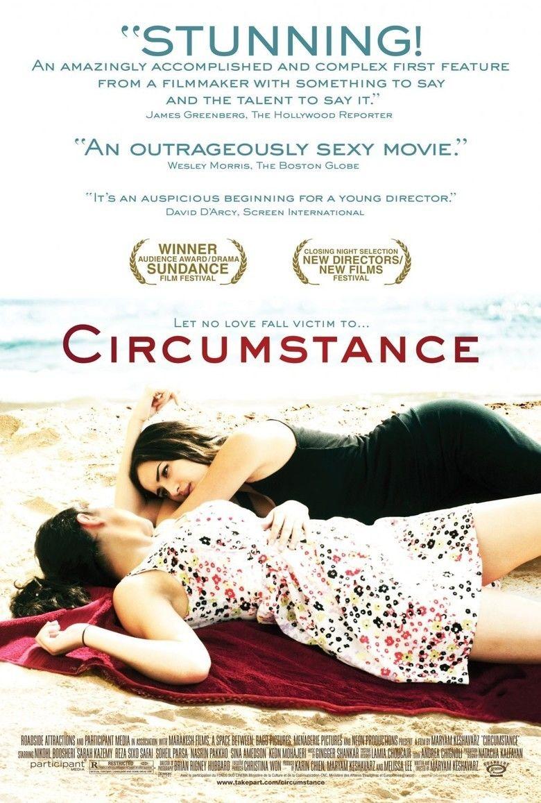 Circumstance (2011 film) movie poster