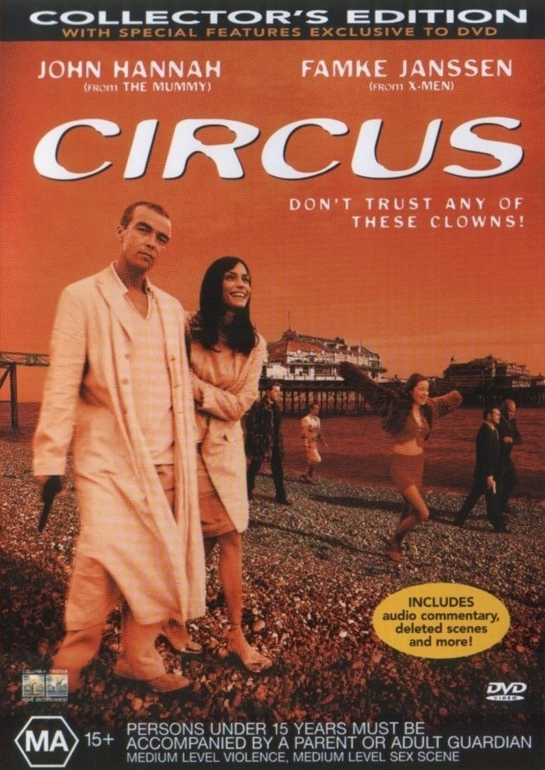 Circus (2000 film) movie poster
