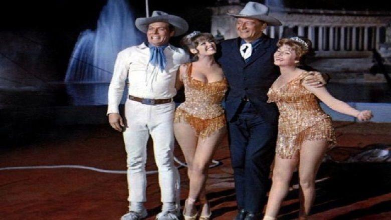 Circus World (film) movie scenes