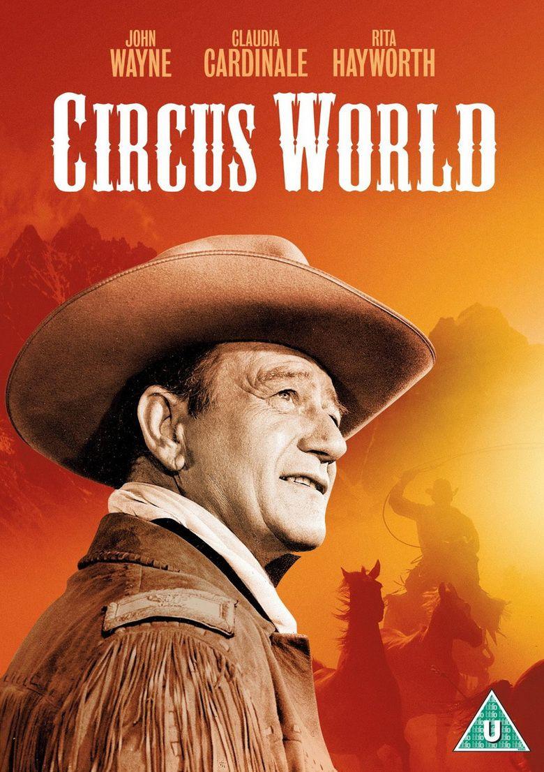 Circus World (film) movie poster