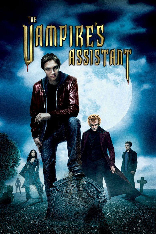 Cirque du Freak: The Vampires Assistant movie poster