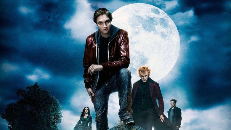 Cirque du Freak: The Vampires Assistant movie scenes
