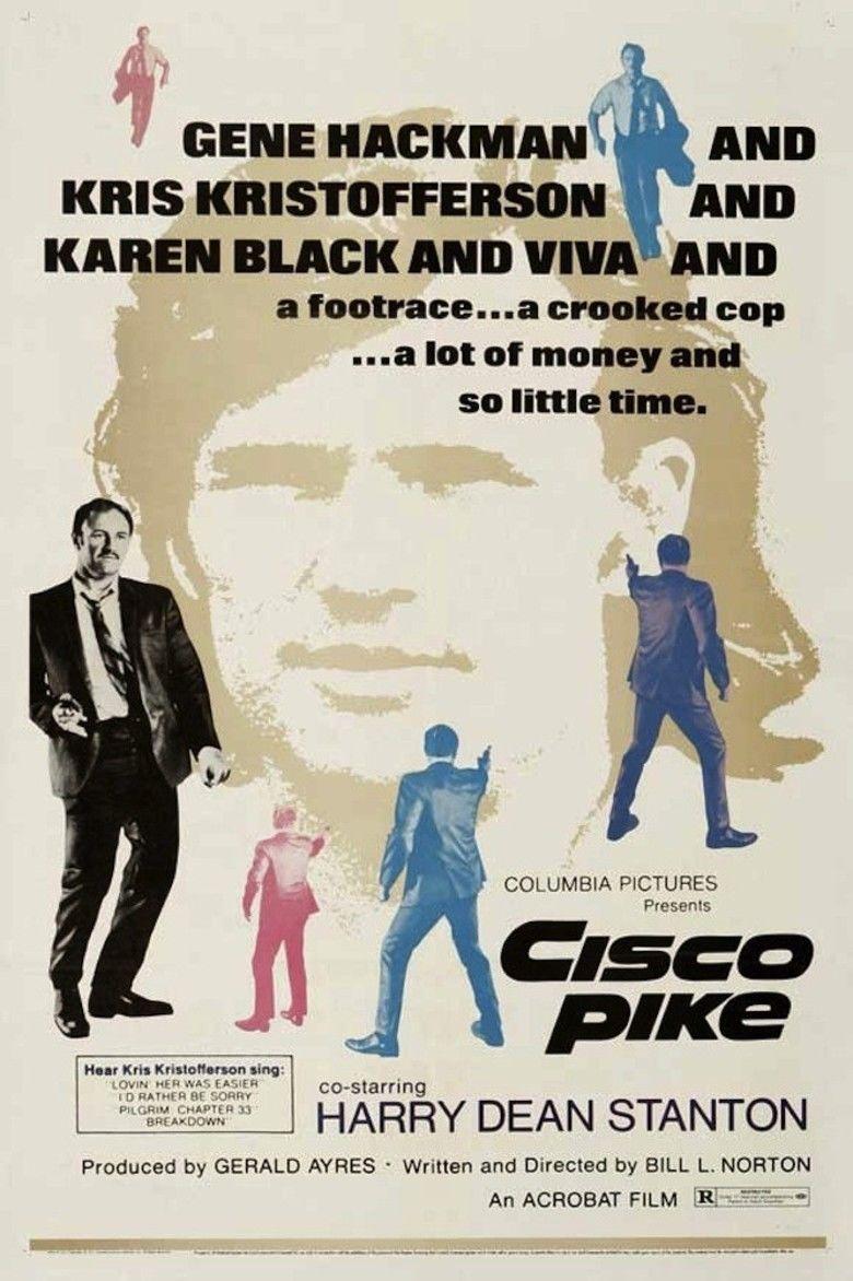 Cisco Pike movie poster