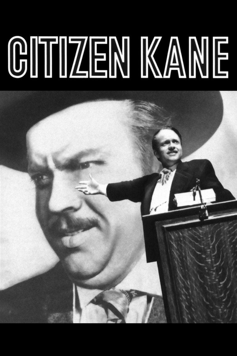 citizen kane the social encyclopedia citizen kane movie poster