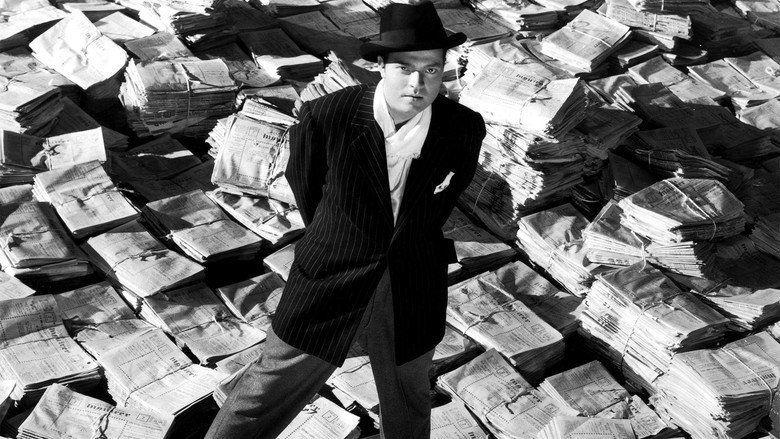 Citizen Kane movie scenes