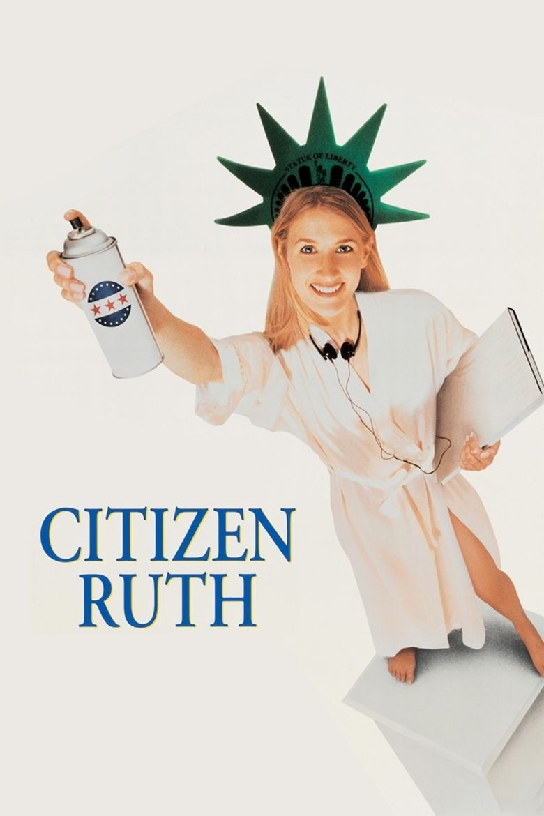 Citizen Ruth movie poster