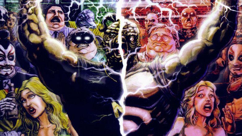 Citizen Toxie: The Toxic Avenger IV movie scenes