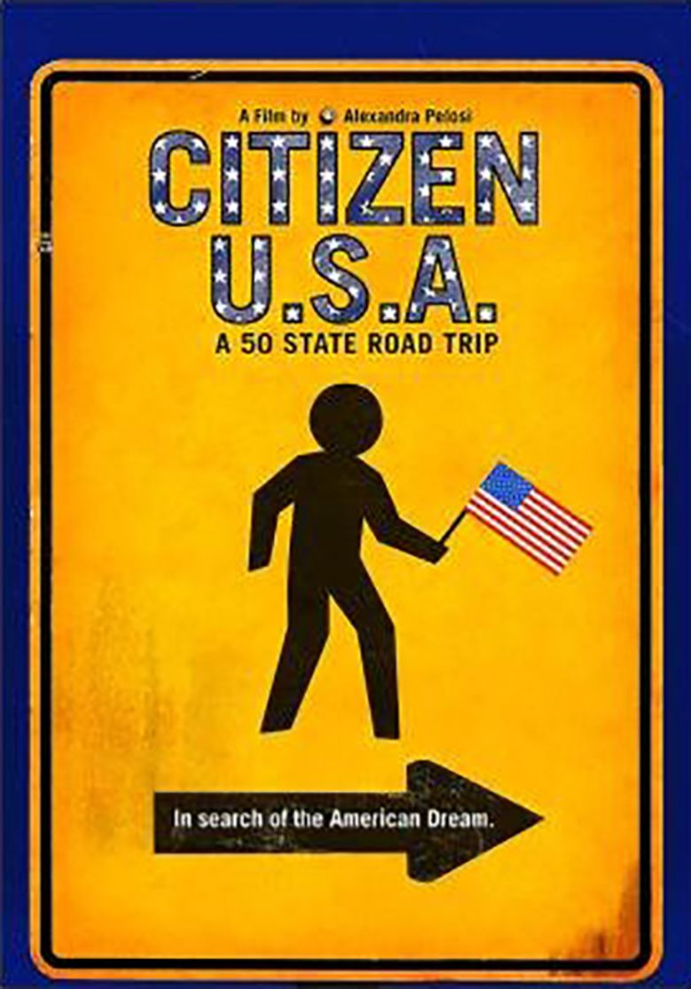 Citizen USA: A 50 State Road Trip movie poster