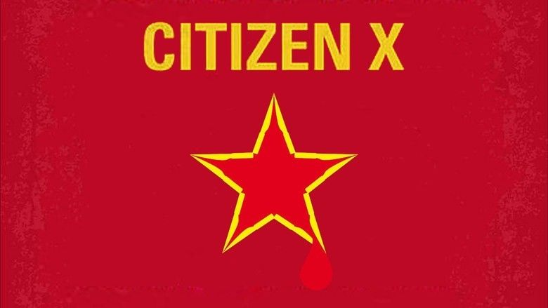 Citizen X movie scenes