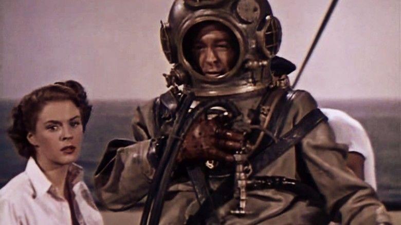 City Beneath the Sea (1953 film) movie scenes