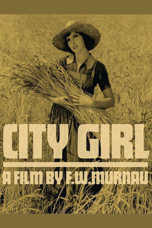 City Girl (1930 film) movie poster