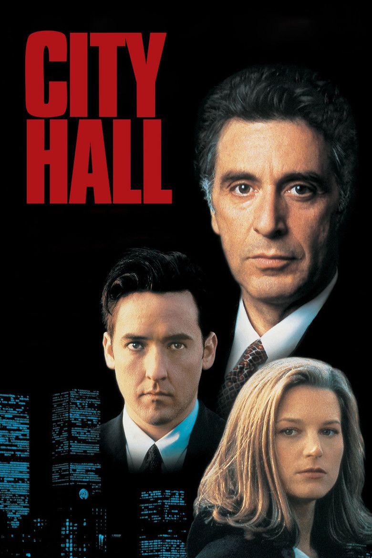 City Hall (film) movie poster