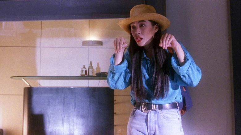 City Hunter (film) movie scenes