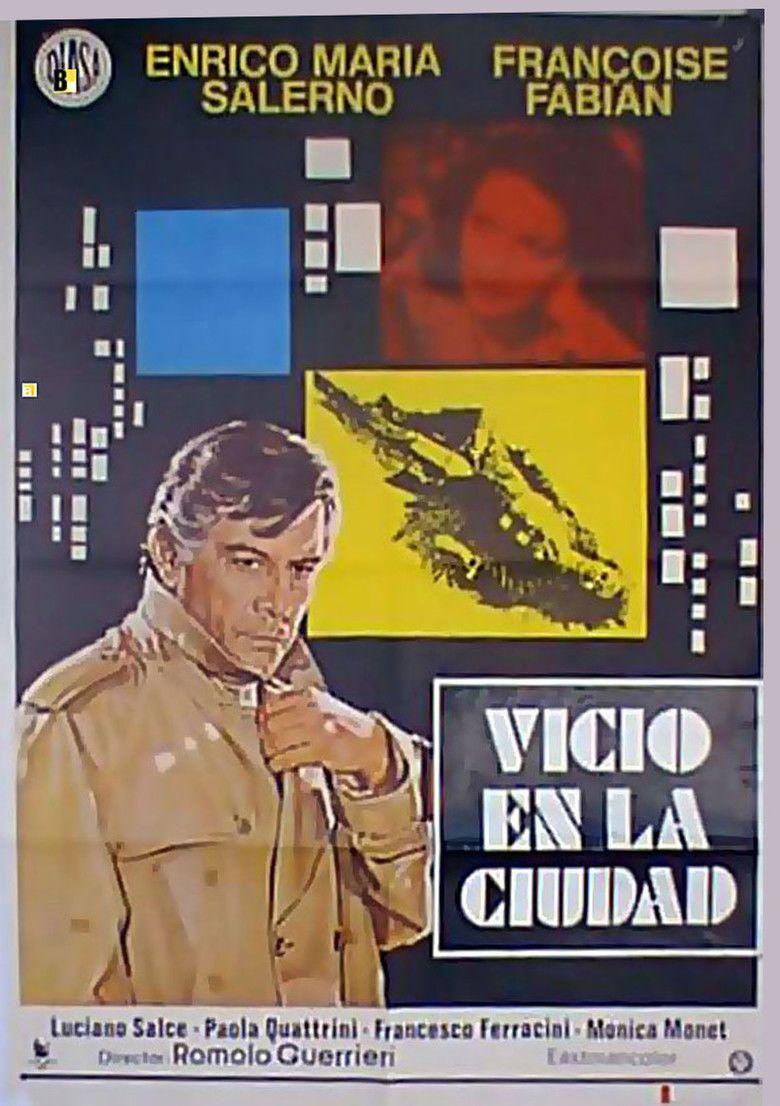 City Under Siege (1974 film) movie poster