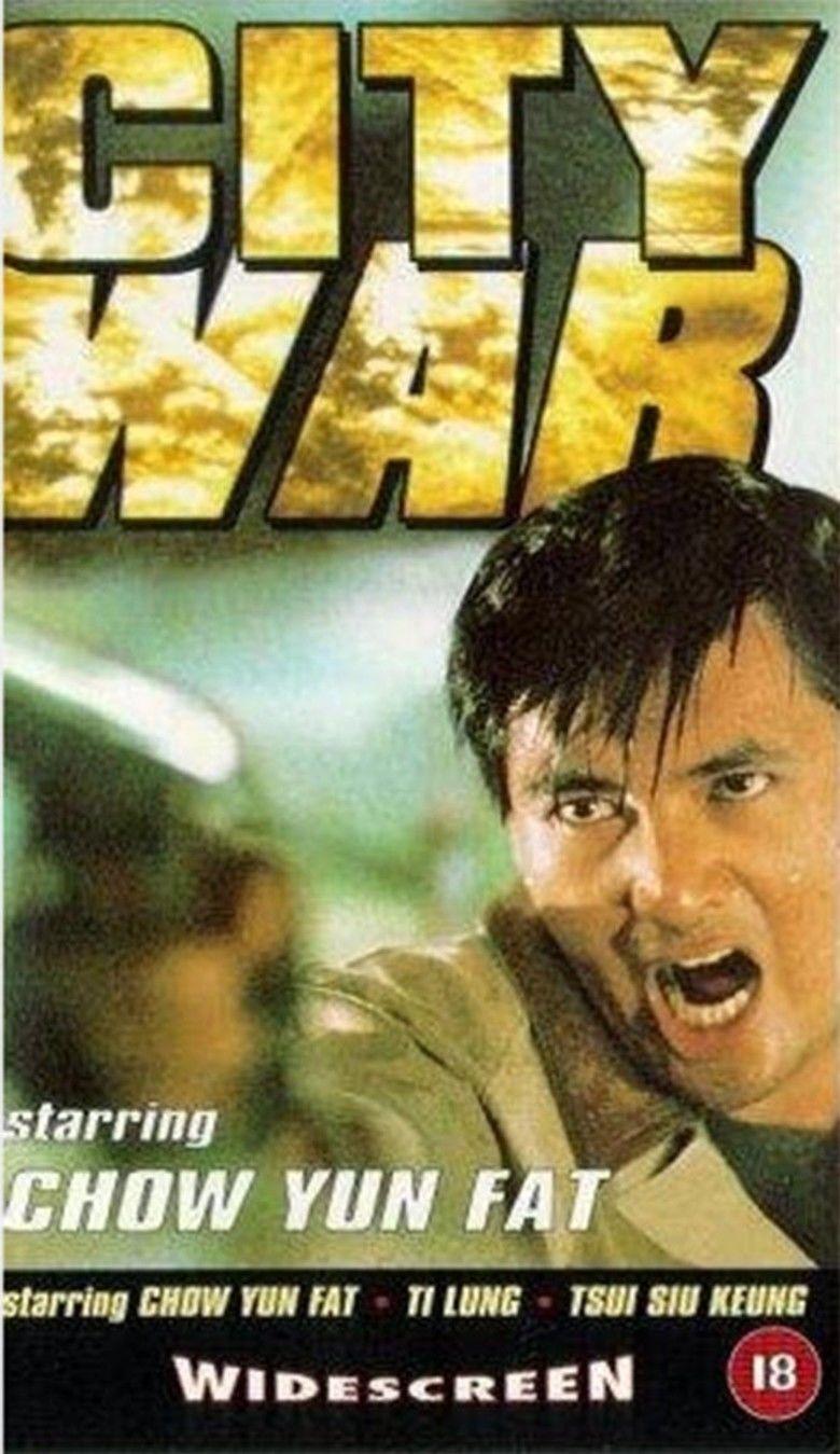 City War movie poster